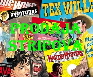 Prodaja stripova